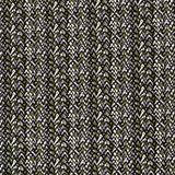 Katoen Satijn - Abstract - Donkergroen_