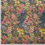 Viscose Crepe - Flowers Digital - Multicolor_