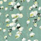 Katoen Viscose - Planten Linnenlook - Mint_