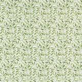 Tetra - Green Leaves - Gebroken Wit_