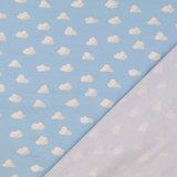 Jersey - Clouds - Lichtblauw_