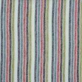 Linnen - Stripe Lurex - Multicolor_