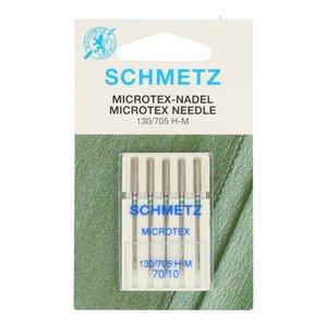 Schmetz Microtex 5 naalden dikte 70