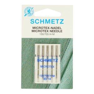 Schmetz Microtex 5 naalden dikte 90