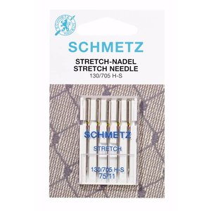 Schmetz Stretch 5 naalden dikte 75