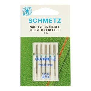 Schmetz Topstitch 5 naalden dikte 90