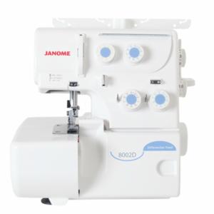 Janome Lock 8002D