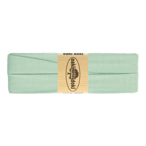 Oaki Doki Tricot de luxe jersey biaisband 20mm - 3m - 023