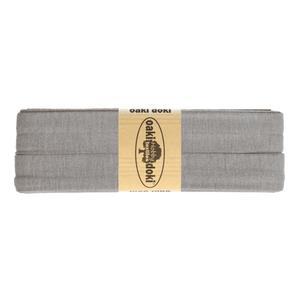 Oaki Doki Tricot de luxe jersey biaisband 20mm - 3m - 026