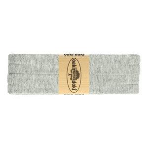 Oaki Doki Tricot de luxe jersey biaisband 20mm - 3m - 065