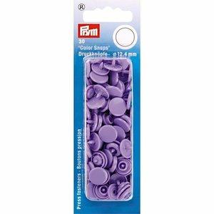 Prym Drukknoop Colorsnaps 12,4 mm Lavendel