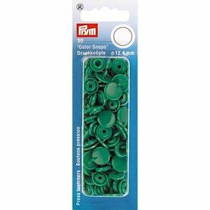 Prym Drukknoop Colorsnaps 12,4 mm Grasgroen