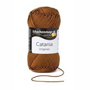 Schachenmayr Catania 50gr - 157 - Kastanje