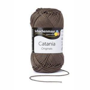 Schachenmayr Catania 50gr - 387 - Donker Olijfgroen