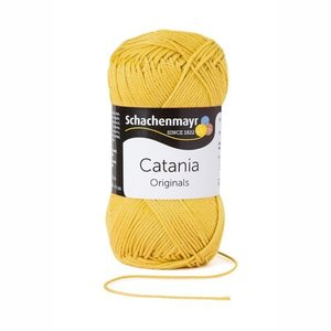 Schachenmayr Catania 50gr - 284 - Mellow Yellow
