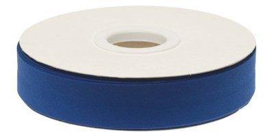 Biaisband 20mm Kobaltblauw