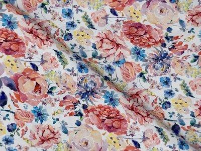 Jersey Bouquet De Fleurs