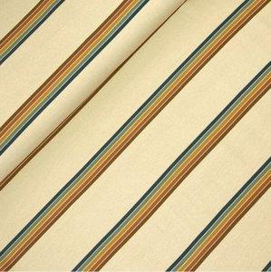 French Terry Hedda Rainbow Stripes