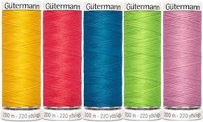 Gutermann Allesnaaigaren 200m - 000 - Laat ons het kleur kiezen