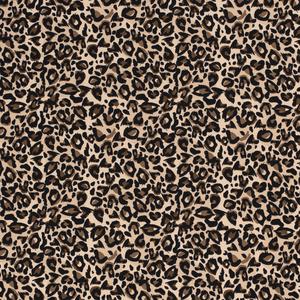 Jersey - Luipaardenprint - Beige