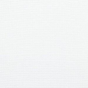 Wafelstof - Uni - Wit