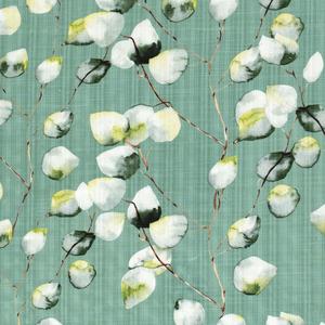 Katoen Viscose - Planten Linnenlook - Mint