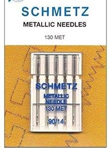 Schmetz Metallic 5 naalden dikte 90