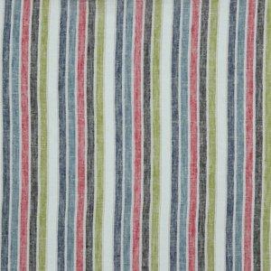 Linnen - Stripe Lurex - Multicolor