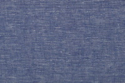 Linnen - Stripes - Donkerblauw