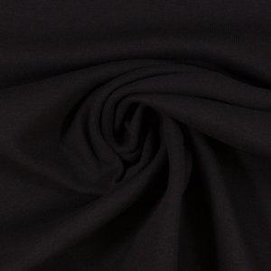 Boordstof - Uni - Zwart