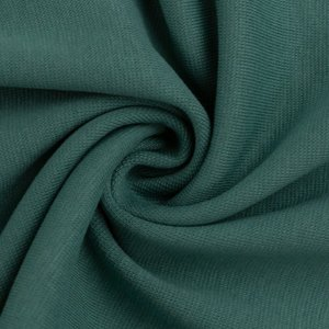 Boordstof - Uni - Smaragd