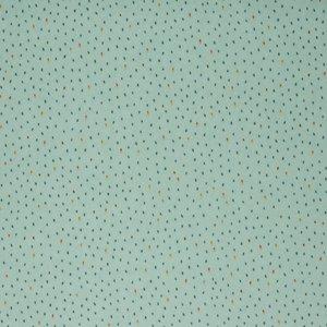 Nicky Velours - Dots - Mint