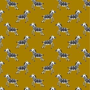 Sweat - Happy Zebra - Oker