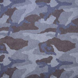 Sweat - Camouflage - Blauw