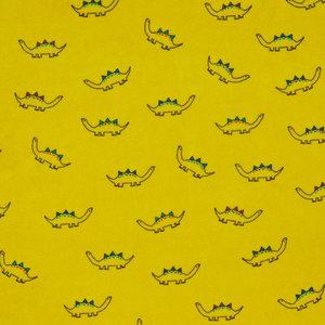 Nicky Velours - Little Dinos - Oker